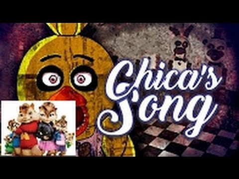 Alvin y las ardillas _ CHICA'S SONG By iTownGamePlay