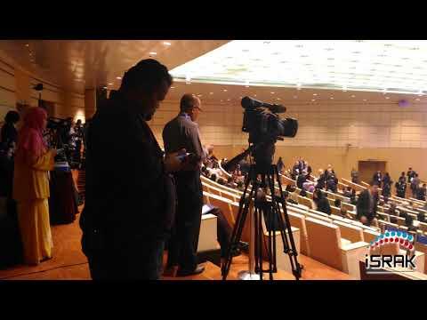 Live Streaming 3rd Counter Terrorism Finance at Sasana Kijang, Bank Negara Malaysia