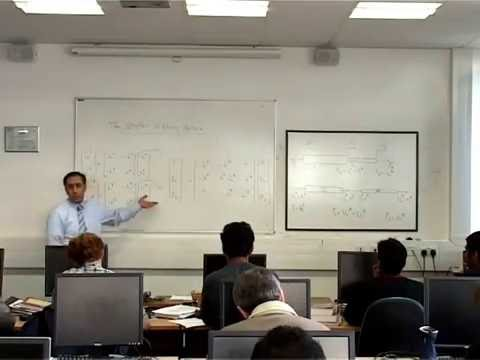 Finite Element Method Lesson, Prof Hamid Bahai, Session 1 & 2