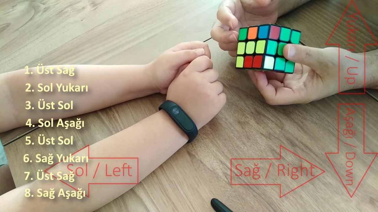 3x3 Rubik Küp Kısa Zamanda Nasıl Çözülür | En Kolay Rehber