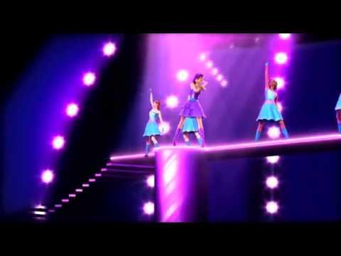 Barbie the princess and the popstar here i am tori version