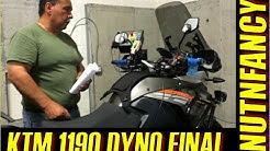 KTM 1190 Dyno Final:  How Much Power?