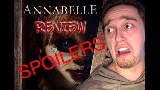 Annabelle: Creation Spoiler Review