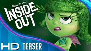 "Inside Out - Clip #4 - ""a Comer Pizza"" - Español Latino - Hd"