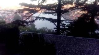 Порту. Вид с парка хрустального дворца.