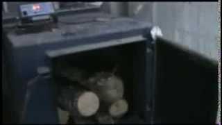 пиролизный котёл +теплоаккумулятор.(котёл 50кВТ ТА 2250 литров., 2013-11-05T08:26:48.000Z)