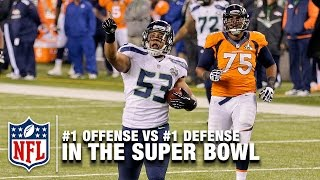 Super Bowl History: #1 Offense vs. #1 Defense | NFL Highlights