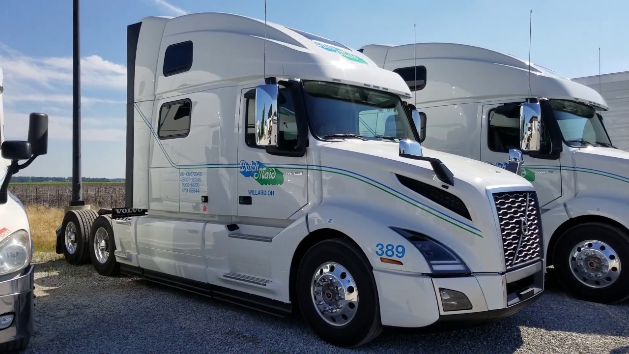 2019 Volvo Vnl 860 Tour 1 2 You
