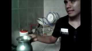 como preparar kumis