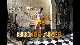 Buenos Aires - Argentina Vlog (summer) 2019