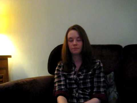 Expressive aphasia - Sarah Scott - Teenage Stroke Survivor