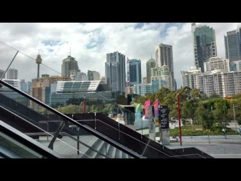 Sydney International Convention Centre (ICC) Venue Tour
