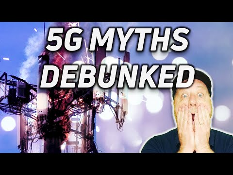 5G Myths Debunked: From Cancer to COVID-19