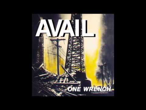 Avail - One Wrench (Full Album)