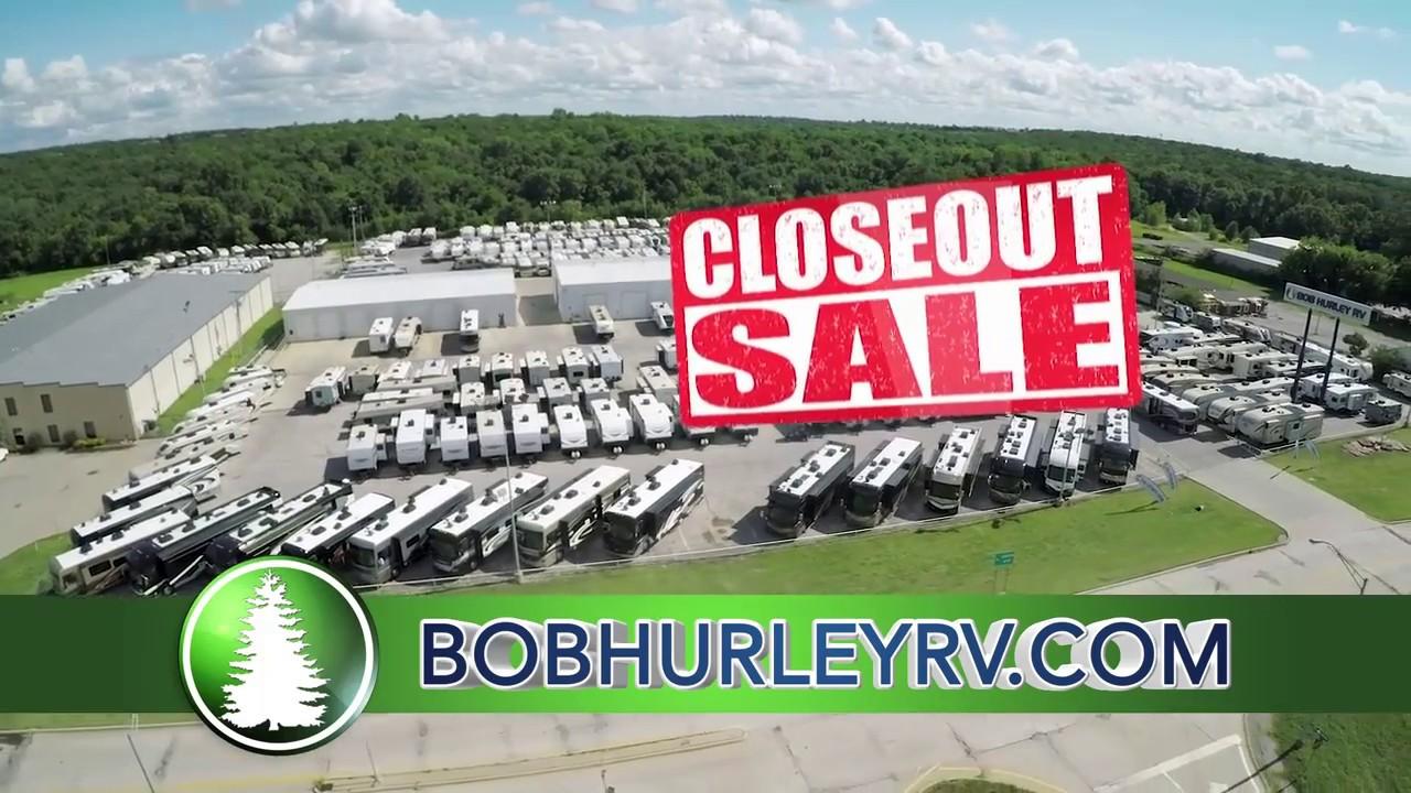 Bob Hurley RV - Oklahoma's Largest RV Dealer