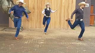 Gretchen Wilson - Redneck Woman COUNTRY DANCE