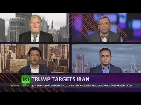 CrossTalk: Trump targets Iran