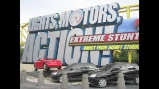 *Free* Lights Motors Action Extreme Stunt Show Music