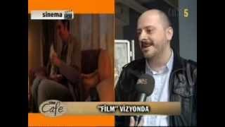 Cine Cafe Röp. Kerem Topuz - Türkiyenin ilk doğaçlama uzun metraj filmi - [tvarsivi.com]