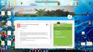 How To Install Pixelmon 1.8.9 Windows