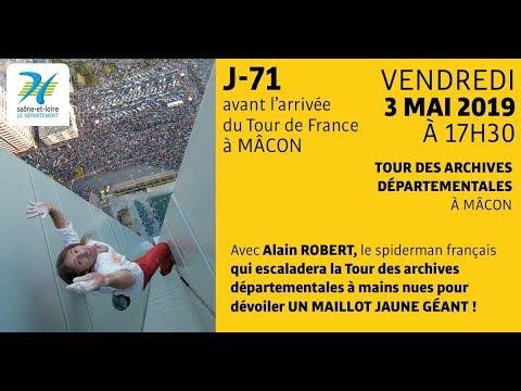 Tour de France à Mâcon J-71