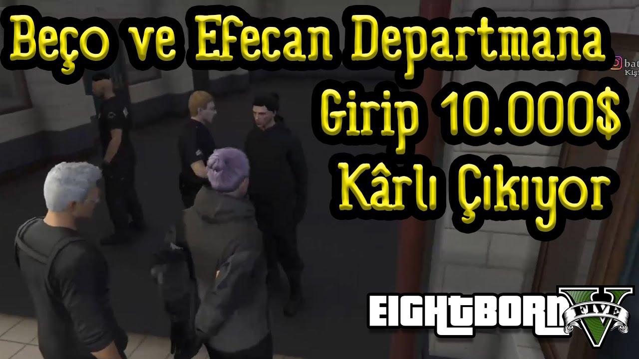 EightbornV Efecan Beço Çaça Uraz Murat131'le İskeleye Girdi - Ozan Dayak Yedi!!  EightbornV Akagreen