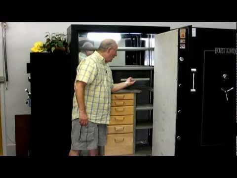BF 7250 Gun Safe by Amsec with Fire Burglary