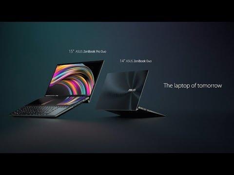 ASUS ZenBook Pro Duo - The laptop of tomorrow | ASUS