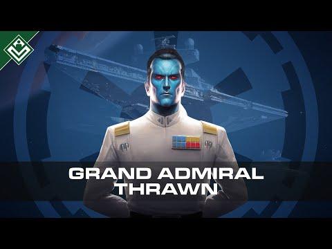 Grand Admiral Thrawn | Star Wars Legends | Dossier