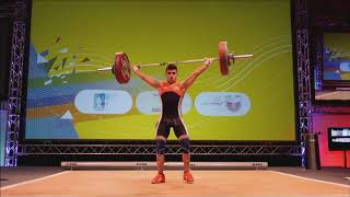 Boys 56kg Group A - 2018 European Youth Weightlifting Championships
