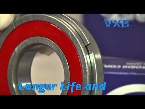Nachi Rubber Sealed Bearings with Snap Ring by VXB Bearing