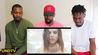 Selena Gomez ft. Gucci - Fetish [REACTION]