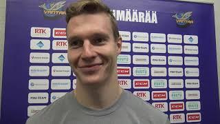 Joonas Valkonen ennakoi perjantain IPK-ottelua