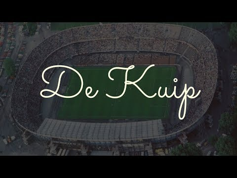 • De Kuip, Feyenoord ⁞ One of the greatest stadium