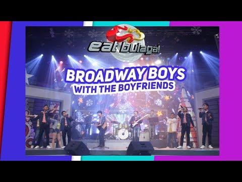 Broadway Boys w/ The Boyfriends | December 9, 2017