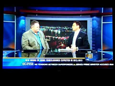 Mike Litton On CBS 8 News At 6 AM With Dan Cohen 2 13 2012