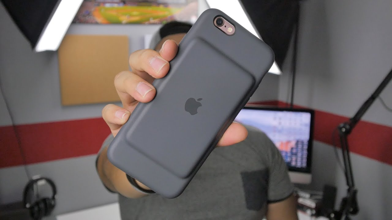 half off cedb4 84558 Apple Smart Battery Case for iPhone 6/6S Review: Is It Worth It?