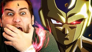 GOLDEN META COOLER?! WHAT IS GOING ON!! | Kaggy Reacts to Super Dragon Ball Heroes Episode 12