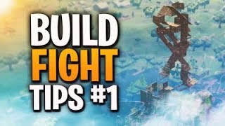 Buildfight Tips #1 (Fortnite Battle Royale) (Nederlands)