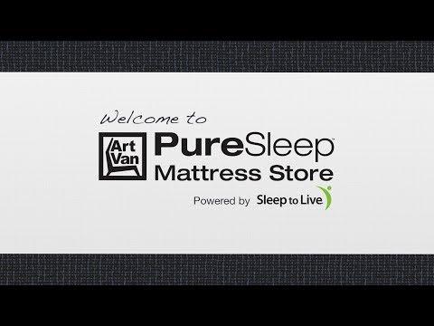 Art Van PureSleep Mattress Store | Affordable Mattresses