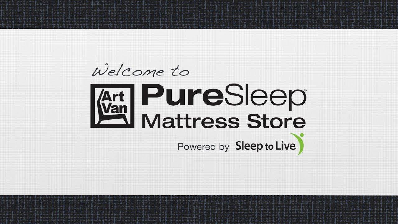 Art Van PureSleep Mattress Store | Affordable Mattresses & Sleep