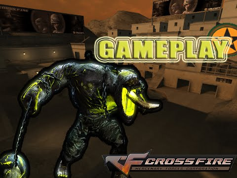 Crossfire PH: BL Camp Boss Gameplay