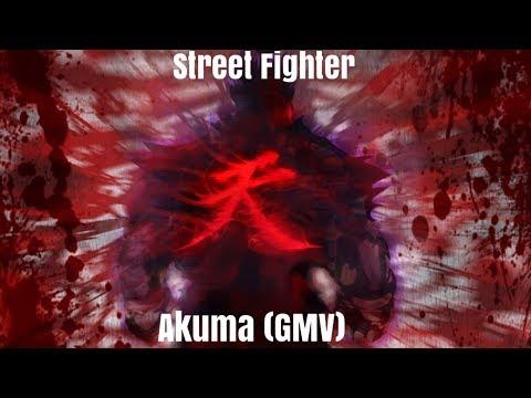 Street Fighter Akuma Tribute (GMV)