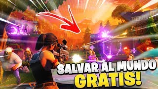 *NEW* SAVE THE WORLD FOR FREE! FORTNITE Battle Royale *WORKS* ALWAYS!
