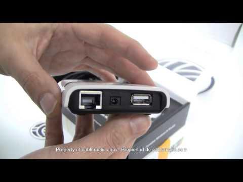 Router 3G con HSDPA, UMTS y EVDO (USB y WIFI) distribuido por CABLEMATIC ®