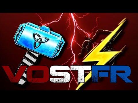 [VOSTFR] Zeus vs Thor - Epic Rap Battles of History Season 4 poster