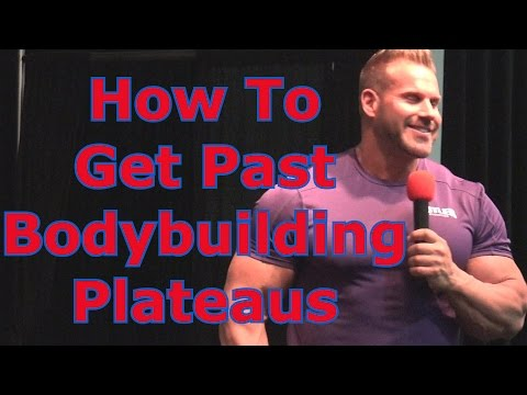 How To Get Past Bodybuilding Plateaus Jay Cutler