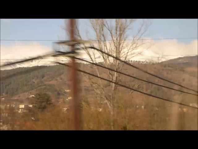El Puigmal i els seus escortes nevats de dalt a baix - Ripoll - Gener 2018