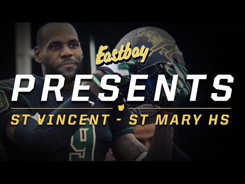Eastbay presents Preparation Nation: St. Vincent-St. Mary