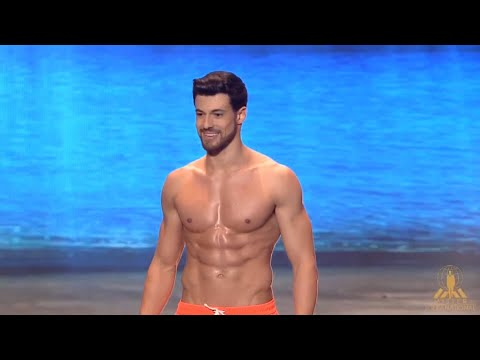 Mister Supranational 2018 - Swimwear Show (HD)